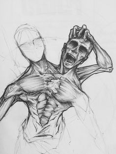 #inspired by #rammstein #music #führemich #liebeistfüralleda #kampen #illustration #sketchbook #moleskine #drawing #scary