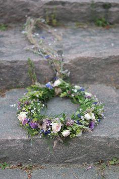 Epic Kranz aus Rosen Wohnen und Garten Fotomunity Kreativ Zauberhafte Kr nze Pinterest Hydrangea