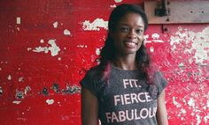 Get ready to sweat with this boxing working from the boxing diva of New York City, aka: Fire.