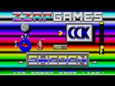 The lazer Demo (TLD) by ZZAPGAMES, 1987 | Atari ST | 1080p/50fps - YouTube