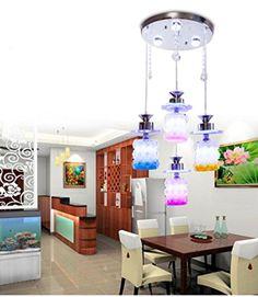 BBSLT-Creative modern minimalist chandeliers, four-head lamp living room bedroom decor, restaurant hotel ceiling pendant lighting - Brought to you by Avarsha.com