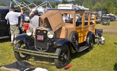 1953 Studebaker Wagon | Ford Model A 1931 (woodie)