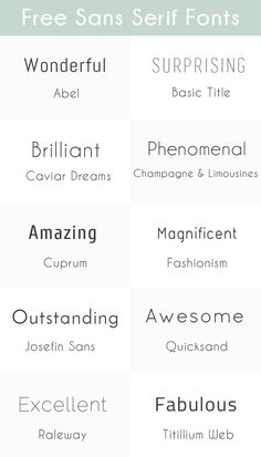 Freebie: 10 Free Sans Serif Fonts 10 free sans serif fonts for personal or commercial use. Desktop and web fonts free sans serif fonts for personal or commercial use. Desktop and web fonts included. Graphisches Design, Logo Design, Gratis Fonts, Best Sans Serif Fonts, Sans Serif Typeface, Poster Sport, Typographie Fonts, Poster Festival, Poster Retro