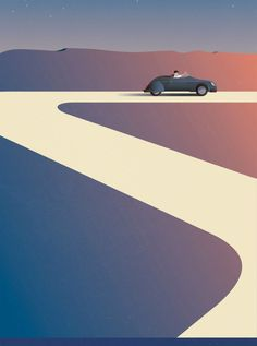 Gorgeous Editorial Illustrations by Ray Oranges | Inspiration Grid | Design Inspiration