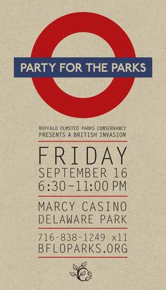 Party for the Parks Brings British Invasion Theme to Benefit Olmsted Parks | The…