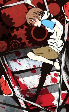 deviantART: More Like Lost Time Memory by *Jm-dot #hibiya #kagepro