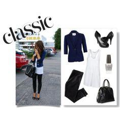 Classic Style #fashion