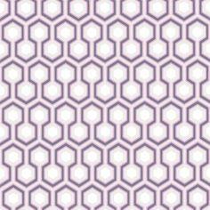 Discover the Cole & Son Hicks' Hexagon Wallpaper - 66/8053 at Amara