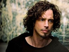 not exactly an avenger, but Chris Cornell does sing the theme song at the end of the movie.. and well, is hot.