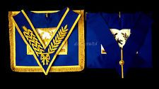 masonic regalia-CRAFT GRAND RANK DRESS & UNDRESS APRONS PLUS COLLARS (ANY RANK)
