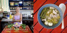 Ayer llegamos a él desde el Comidista. Un lujo de recetas con amor y buen hacer por abuelas: http://www.gabrielegalimberti.com/project/delicatessen-with-love-2/#