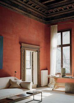 Fantastisch Grüne Wohnzimmer, Schlafzimmer, Raumgestaltung, Innenarchitektur,  Wohnungseinrichtung, Wandfarbe, Farben, Wohnraum