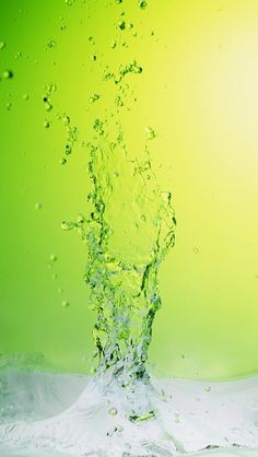 The #iPhone 5 #Wallpaper I just pinned! #Water #green