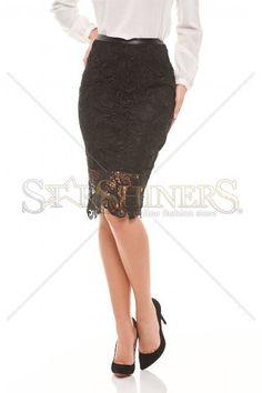 StarShinerS Lovely Black Skirt