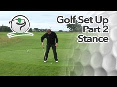 Golf Stance, width, knee flex, angle of feet, and posture. Subscribe to Free…