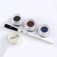 Natural eyeliner , eyeliner in gel , eyeliner naturale