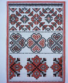 Dobrá Niva, návrh na výšivky 98, Bohemian Rug, Cross Stitch, Embroidery, Rugs, Decor, Farmhouse Rugs, Punto De Cruz, Needlepoint