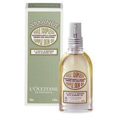 Almond Supple Skin Oil | Massage | L'OCCITANE en Provence | United States- Kate