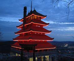 Pagoda - Reading, Pennsylvania
