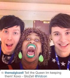 It's ok everyone wants there own Dan and Phil