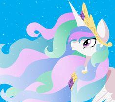 Princess Celestia by mlpdisney.deviantart.com on @DeviantArt