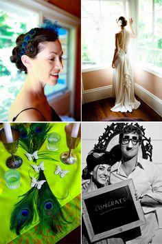 Bridal Bar Blog: Daily Events & Wedding Inspirations in a Blog Format - New Blog - Art DecoWeddings