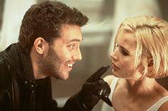 Still of Geena Davis and Craig Bierko in The Long Kiss Goodnight