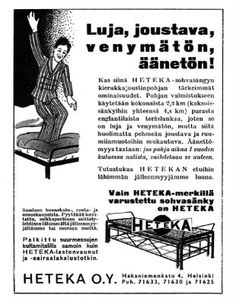 Ancient History, Art History, Konmari, Old Ads, Teenage Years, Nostalgia, Vintage Ads, Finland, Advertising