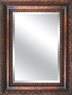Yosemite Home Decor YM032G90 465Inch Antique Gold Framed Mirror ** Continue to the product at the image link.