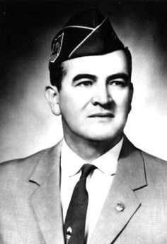 Dr. Hector P. Garcia.    He fought for Mexican American Civil Rights, which began in part in Three Rivers, TX when the town's only funeral home refused to bury a Mexican American soldier (Felix Longoria ) who had fought and died in WWII.