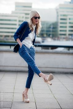 Poppy Delevigne. I've pinned this outfit before...it just KILLS.