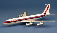 Western Models MAOF Airlines Boeing 720B 4X-BMA Scale 1/200