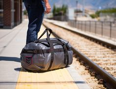 Headed out of town for the Holidays? Don't forget a Smuggler Adventure Duffel, it's the ultimate travel bag! Available in 3 sizes at http://ss1.us/a/3N1mIAWD