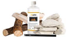Różnorodne dodatki do biokominków, które urozmaicą jego użytkowanie. Do kupienia na www.mafodesign-sklep.pl #biokominek #biokominki #polanaceramiczne #biopaliwo #kamieniekwarcytowe #dodatkidobiokominków #biofireplace #fireplace #biofuel #wood #stones #design