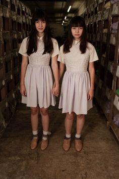 the shinning twins