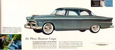 1955 Plymouth Plaza Business Coupe