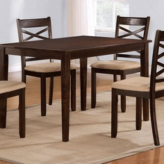 Cooper 5-piece Dining Set Dining Bench, Dining Chairs, Dining Room, Canada Shopping, Condo Decorating, 5 Piece Dining Set, Eat In Kitchen, Online Furniture, Space Saving