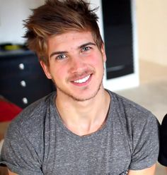 Joey graceffa aka my idol. He changed my life so much. So glad that I clicked on one of his videos.