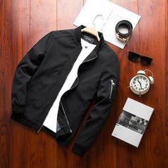 Men's Zipper style high fashion jackets - Priority Global