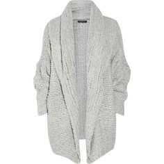 Donna Karan Oversized cashmere cardigan ❤ liked on Polyvore featuring tops, cardigans, outerwear, sweaters, cashmere open front cardigan, collar top, drape top, collar cardigan and oversized cardigan