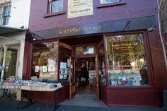 Sappho Books and Cafe, Glebe