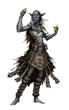 Hobgoblin Cleric of Hadregash - Ironfang Invasion - Pathfinder PFRPG DND D&D d20 fantasy