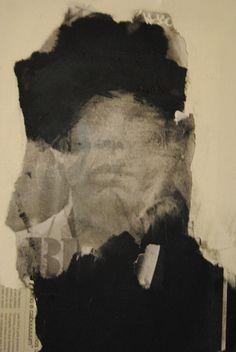 "Saatchi Online Artist: Vasco Torres; other 2013 Collage ""Joseph"""