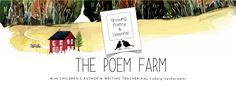The Poem Farm is author Amy Ludwig VanDerwater's ad-free, searchable site full of hundreds of poems, poem mini lessons, and poetry ideas for home and classroom - www.poemfarm.amylv.com