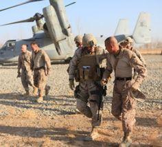 Des Marines s'entrainent en France pour la sécurisation des ambassades US au Maghreb