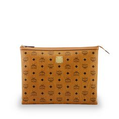 MCM CLUTCH LARGE. I WANT IT !!