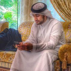 Khalifa bin Hasher bin Khalifa Al Maktoum. Vía: khalifahasher