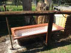 Going green, a bath in the sheep trough and a holiday day #blog #savingsmiley #outdoors #green