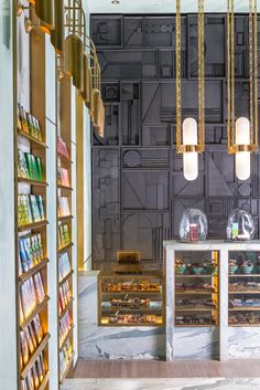 This Is Easily the Chicest Chocolate Store in the World  on domino.com