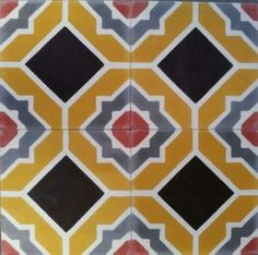 Modelo 107  #casa #house #home #tiles #floor #walls #Spain #Spanish #andalusia  #azulejos #victorian #victoriano